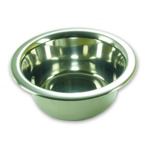 (Rosewood) Deluxe Stainless Steel Bowl 4inch