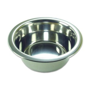 (Rosewood) Deluxe Stainless Steel Bowl 5inch