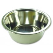 (Rosewood) Deluxe Stainless Steel Bowl 6.5inch