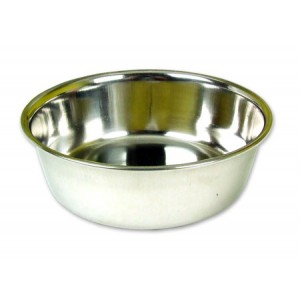 (Rosewood) Heavyweight Stainless Steel Bowl 4inch