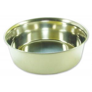 (Rosewood) Heavyweight Stainless Steel Bowl 6.5inch
