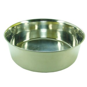 (Rosewood) Heavyweight Stainless Steel Bowl 9inch