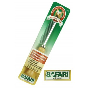 (Safari) Detangle Comb for Medium/Small Dogs 7inch