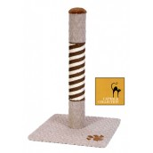 (Catwalk Collection) Berlin Scratcher & Climber (Beige/Brown)