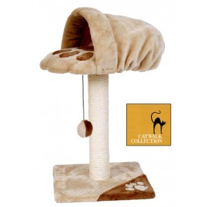 (Catwalk Collection) Athens Scratcher & Climber (Biege/Brown)