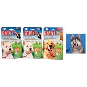 (HALTI) Head Collar & Link For Dogs Size 2 (Black)