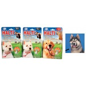 (HALTI) Head Collar & Link For Dogs Size 5 (Black)