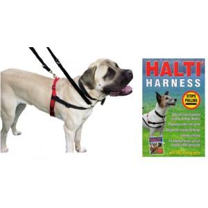 (HALTI)  Dog Harness  (Small) + Free Training Guide
