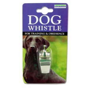 (Rosewood) Nickle Dog Whistle For Training & Obedience