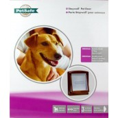 (Staywell) Original Pet Door (Medium) (Brown) (755 EFS)