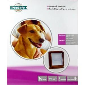 (Staywell) Original Pet Door (Medium) (Brown) (755 EFS)