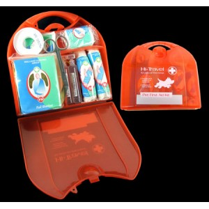 (Hi-Travel) Pet First Aid Kit