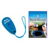 (The Company of Animals) Multi-Clicker with Volume & Tone Control