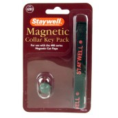 (Staywell) Magnetic Cat Collar  Key Pack (480M)