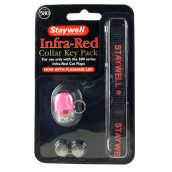 (Staywell) Infra- Red Collar Key Pack (580) (Pink)