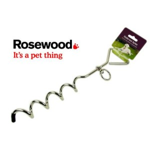 (Rosewood) Stake-Out Spike (20 inch x 3mm)