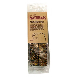 (Boredom Breakers) NATURALS Dandelion Sticks (120g)