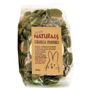(Boredom Breakers) NATURALS Fenugreek Crunchies (200g)
