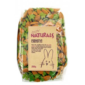 (Boredom Breakers) NATURALS Carrotys (200g)