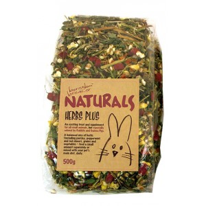 (Boredom Breakers) NATURALS Herbs Plus  (500g)