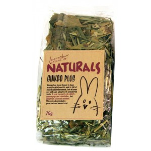 (Boredom Breakers) NATURALS Ginkgo Plus (75g)