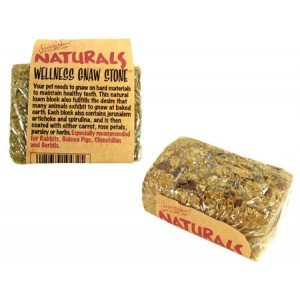 (Boredom Breakers) NATURALS Wellness Gnaw Stone