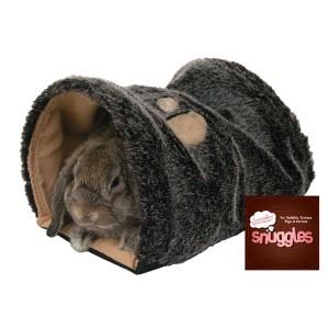 (Boredom Breaker) Snuggles Small Animal Reversible Snuggle Tunnel