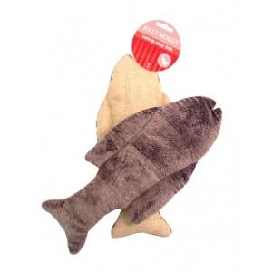(Jolly Moggy) Catnip Play Fish
