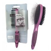 (Soft Protection) Salon Double Sided Brush (Medium)