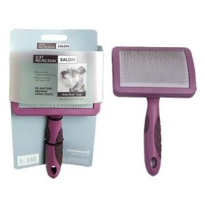 (Soft Protection) Salon Slicker Brush (Large)
