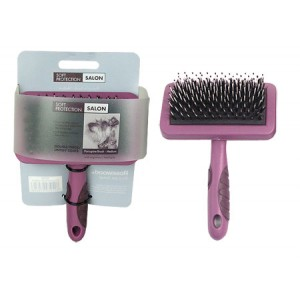 (Soft Protection) Salon Porcupine Brush (Medium)