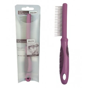 (Soft Protection) Salon Moulting Comb