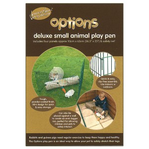 (Boredom Breaker) Options Deluxe Small Animal Play Pen