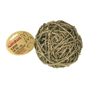 (Boredom Breakers) NATURALS Seagrass Fun Balll (Large)