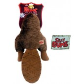 (The Original Silly Bums) Dog Toy  Beaver Large