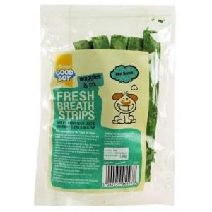 (Good Boy) Fresh Breath Strips with Mint (20 Pack)
