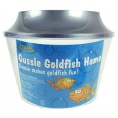 (GUSSIE) Goldfish Home (Silver)