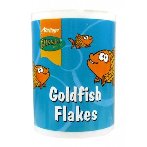 (GUSSIE) Goldfish Flakes 25g