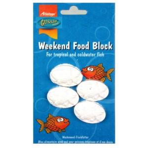 (GUSSIE) Weekend Food Block
