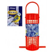 (Armitage Pet Care) Wild Bird Peanut Feeder & Drinker 17.5cm