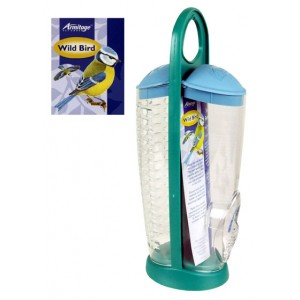 (Armitage Pet Care) Wild Bird Premium Twin Feeder Plastic 17cm