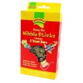 (ROTASTAK) Small Animal Treats Honey Nut Nibble Sticks (3 Bars)