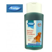 (Armitage Pet Care) Medicated Dog Shampoo & Conditioner 250ml