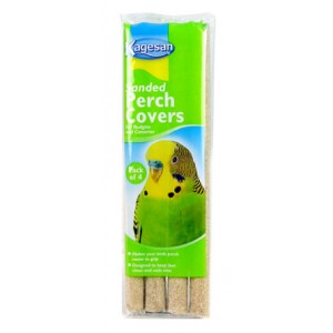 (Kagesan) Sanded Perch Covers  (4 Pack)