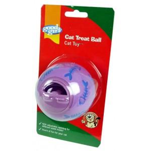 (good girl) Cat Treat Ball Cat Toy