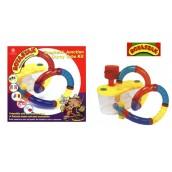 (ROTASTAK) Hamster Housing Spaghetti Junction Curvy Tube Kit (21808)