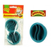 (ROTASTAK) Accessories Wall/Floor Plugs (21011)