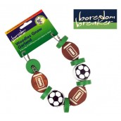 (Boredom Breaker) Small Animal Woodies Gnaw Garland Sports
