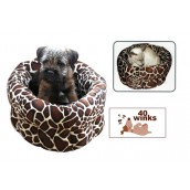 (40 Winks) Small Sleeper Animal Print 15inch