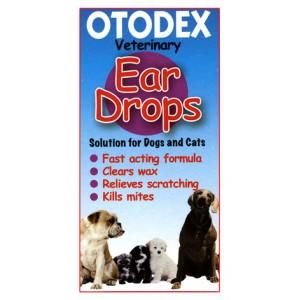 (OTODEX) Veterinary Ear Drops 14ml